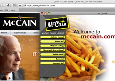 McCain and McCain